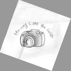 Camera Tattoo by ~snowbunny7687 on deviantART - camera tattoos