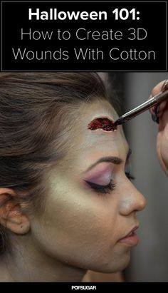 Zombie makeup ideas for the living dead look dead makeup zombie this zombie princess jasmine costume is both gross and gorgeous diy solutioingenieria Gallery