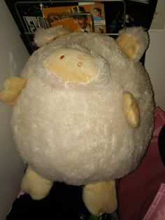 "Plush Pig ""O´Possum"""
