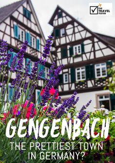 Looking for a great place to visit in Germany? We believe that Gengenbach is the Prettiest Town in Germany. Check the photos to see if you agree! | The Travel Tester: ||