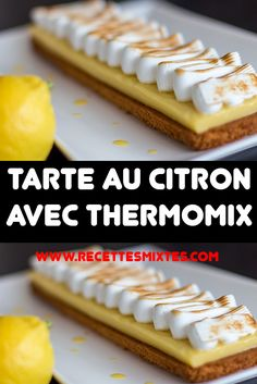 Dessert Thermomix, Croissant, Quiche, Entrees, Biscuits, Good Food, Food Porn, Healthy Recipes, Meals