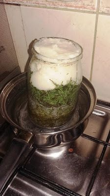 Mój Miły Czas: Skrzypiąca maść Kitchen Witch, Healing Herbs, Green Kitchen, Natural Cures, Preserves, Cabbage, The Cure, Beauty Hacks, Food Porn