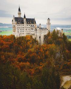 My fav fairytale castle ✨🏰