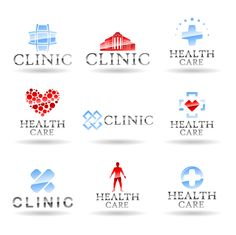 The medicine logo designed Hotel Portugal, Icon Design, Logo Design, Graphic Design, Medicine Logo, Clinic Logo, Creative Kids Snacks, Free Website Templates, Wall Paint Colors