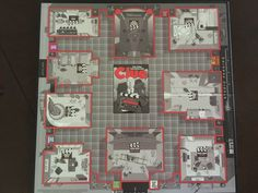 Clue | Image | BoardGameGeek Mansion, Mystery, Boards, Image, Planks, Palace