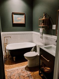 Bad Inspiration, Bathroom Inspiration, Bathroom Renos, Bathroom Renovations, Bathroom Tubs, Master Bathroom, Bathroom Ideas, Remodel Bathroom, Bathroom With Tile Walls