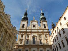 Jesuit church in Vienna