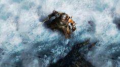 Foggy mountains in The Elder Scrolls V: Skyrim wallpaper Game Skyrim Wallpaper Wallpapers) Elder Scrolls V Skyrim, The Elder Scrolls, Computer Wallpaper, New Wallpaper, Wallpaper Backgrounds, Wallpapers, Oblivion, Playstation, Ps4