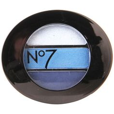 Boots No7 Stay Perfect Eye Shadow Trio, Blue Wave 0.11 oz (3.3 ml) (€8,44) ❤ liked on Polyvore featuring beauty products, makeup, eye makeup, eyeshadow, beauty, eyes, blue eye shadow, hypoallergenic eye makeup, hypoallergenic eye shadow and blue eyeshadow