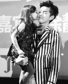 Kris we could have a child and she could look like that just so you know