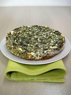 Ένα αλλιώτικο cheesecake με σπανάκι - The one with all the tastes