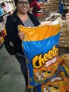 Holy Cheetos!