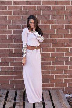 Lace.maxi dress Small medium large  $58.00  #shopbhb #bhb.# badhabitboutique  Find us on facebook