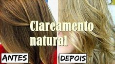 Descubra como clarear o cabelo sem química usando apenas ingredientes caseiros e naturais. Veja como clarear os fios em casa gastando (quase) nada.