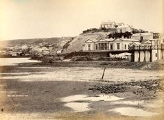 Dunedin during the gold rush in 1862 Dunedin New Zealand, Paranormal Romance Series, America America, Gold Rush, Back In Time, Houses, History, Country, Books