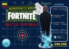 Fortnite Themed Birthday Party - All Wrapped Up Events Custom Party Invitations, Free Printable Birthday Invitations, Birthday Party Invitations, Birthday Party Themes, Game Truck Party, Small Birthday Parties, Laser Tag Party, Dj Marshmello, Twin Birthday