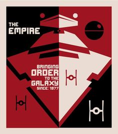 The Empire Needs You! by Szoki , via Behance