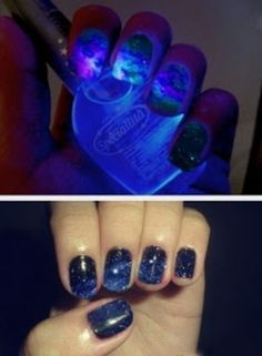 Galaxy! This is too cool. OMG i love this design and it is by far one of my top favorites!!!!!