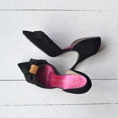 Zapatos de d ' Orsay Herbert Levine  stilettos por DearGolden