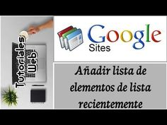 Wix 2017 - Añadir y gestionar videos (español) Google Sites, Wix Web, Editor, Videos, Youtube, Blog, Google Plus, Twitter, News