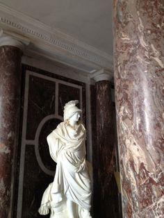 Palácio de Versalhes - Foto: Arquiteta Cláudia F. Ferreira