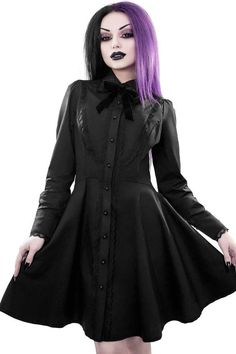 ec3c843a1e4d5 23 Best KillStar Dresses images | Goth dress, Gothic Dress, Dark fashion