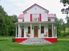 c. 1907 Victorian, Olive Hill, Kentucky