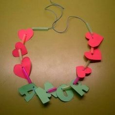 Baby Crafts, Crafts For Kids, Love Days, Mothers Day Crafts, Menorah, Preschool Activities, Fun Projects, Special Gifts, Valentines