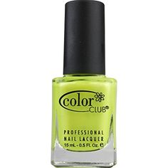 Color Club Volt of Light 861 Nail Polish * Visit the image link more details. (This is an affiliate link) #FootHandNailCare