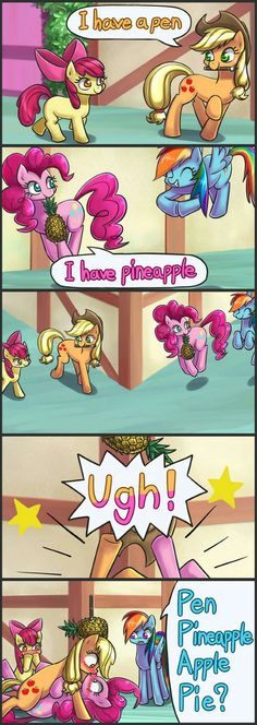 Went to r/mylittlepony for cringe very first non stickied post is. My Little Pony Games, My Little Pony Cartoon, Mlp Comics, Funny Comics, Pen Pineapple Apple Pen, Mlp Fan Art, Pinterest Memes, Mlp Pony, Star Vs The Forces Of Evil