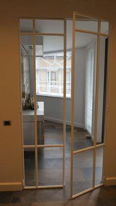 Stalen deuren in wit Gijs&Robert.com