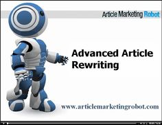 The best Article Submission & Spinner Software available.
