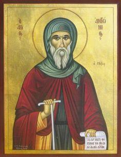 Sfântul Cuvios Antonie cel Mare | Doxologia