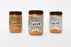 Calvé Peanut Butter (Student Project) on Packaging of the World - Creative Package Design Gallery
