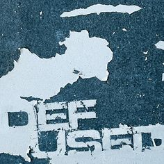 Stunning FREE distorted font available for DOWNLOAD. Get it at http://www.fonts2u.com/defused-extended-bold.font
