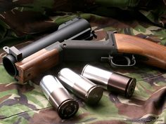 Shorty 40 Shotgun...