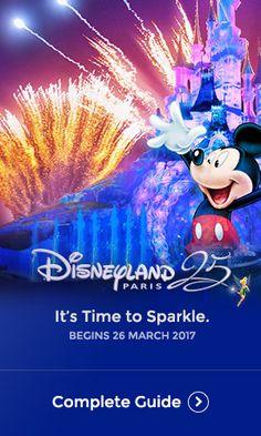 Main Street to turn blue and silver in Disneyland Paris 25th Anniversary decorations —  DLP Today • Disneyland Paris News & Rumours