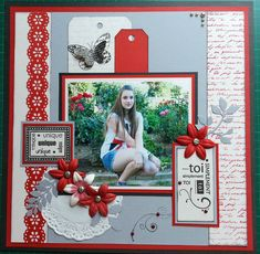 Bonjour, Page réalisée lors d'une table de scrappapotage... Nous avons scraplifté une page de Scrapistelle, vous trouverez sa page ici ... Album Photo Scrapbooking, Scrapbooking Layouts, Scrapbook Cards, Palette Deco, Software, Christmas Scrapbook, Scrapbook Designs, Crafty Craft, Unique Photo