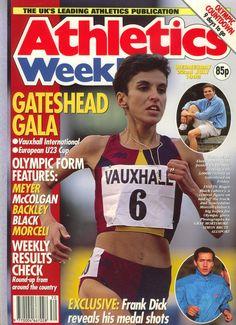 Athletics Weekly July 1992