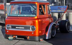 Just a car guy : expanded gallery on the International Harvester twin turbo race... umm... truck?