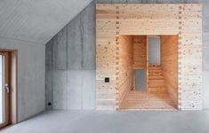 Konkret abstrakt: Wohnhaus in der Schweiz - DEAR Wohnen - Projekte | dear-magazin.de