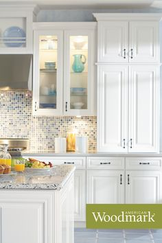 Brilliant American Woodmark Cabinetry Woodmarkcabinetry On Pinterest Beutiful Home Inspiration Cosmmahrainfo