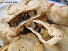 La cucina di Lilla (adessosimangia.blogspot.it): Ricette della Sardegna: Panadine alle verdure