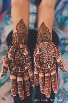 Henna by:Aman