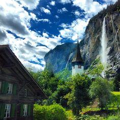 Lauterbrunnen #swissspots #switzerland