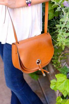 Zara Brown Leather S