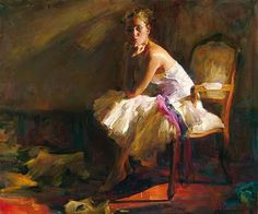 Michael & Inessa Garmash - Contemplation