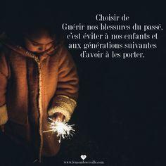 LE CHOIX DE GUÉRIR