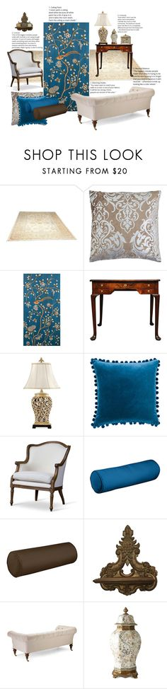 """""""Traditional set"""" by colonae ❤ liked on Polyvore featuring interior, interiors, interior design, home, home decor, interior decorating, Pier 1 Imports, John-Richard, INC International Concepts and Stylecraft"""