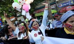Laws affecting funding, requiring registration and prohibiting protest are among controls that are making it difficult for NGOs and other campaign groups